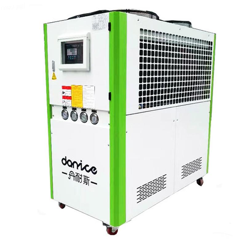广东丹耐斯冷水机厂家直销液体循环注塑冷水机模具冷却冷水机