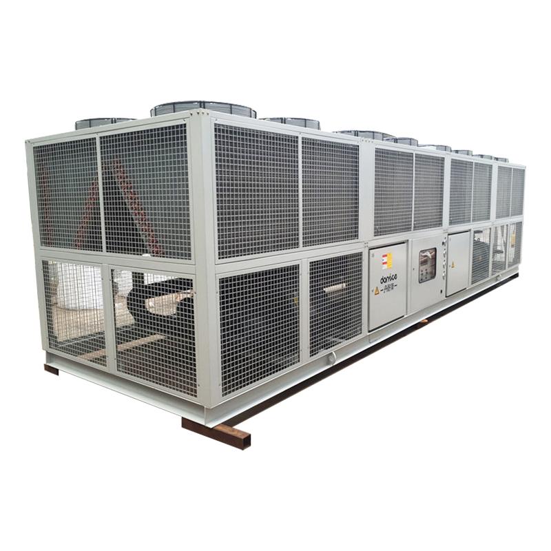 """丹耐斯""""Dannice""""风冷式螺杆冷水机组德国比泽尔压缩机质保3年"""