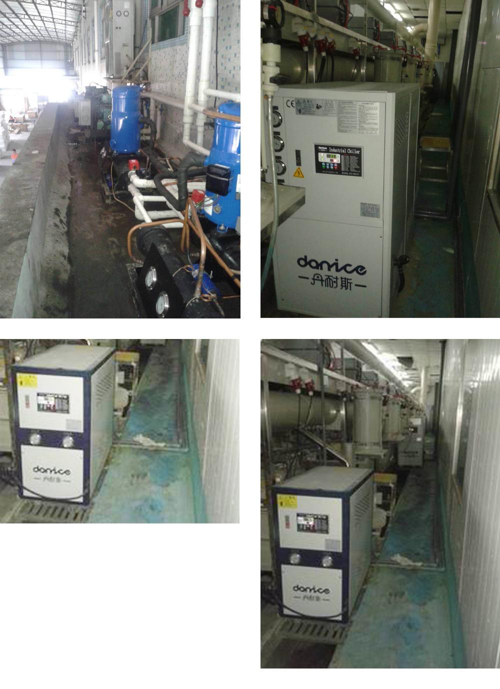 电镀行业使用冷水机