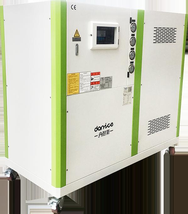 丹耐斯厂家直销工业水冷式冷水机引进德国技术欧洲标准质保3年